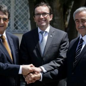 Συμφωνία Αναστασιάδη – Ακιντζί για κοινή συνάντησή τους με τον γ.γ. τουΟΗΕ