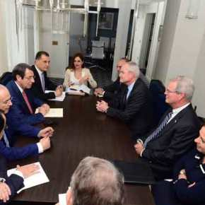 «Απόβαση» της Exxon Mobil στην κυπριακή ΑΟΖ – «Οι ΗΠΑ εγγυώνται την ασφάλειά μας»! – Και επίσημη στήριξη απόΟυάσιγκτον