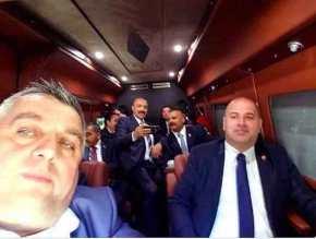 Εντάλματα σύλληψης στις ΗΠΑ για 14 φρουρούς τουΕρντογάν!