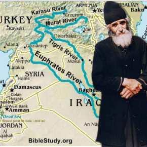 Οι Τούρκοι «στερεύουν» τον Ευφράτη για να πολεμήσουν τους Κούρδους – Επιβεβαίωση τωνπροφητειών;