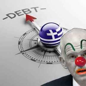 Εκτοξεύτηκε το χρέος στο 180% του ΑΕΠ με πλασματικά στοιχεία για την επικυριαρχία της Ελλάδας; – Ποιοι τουποστηρίζουν