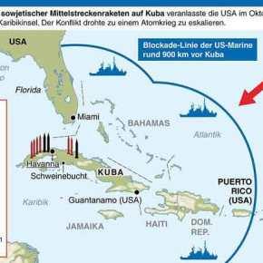 Ο B.Πούτιν ετοιμάζει ρωσική στρατιωτική βάση στην Κούβα στο κατώφλι των Ηνωμένων Πολιτειών σε αντίποινα για τηνΒαλτική!