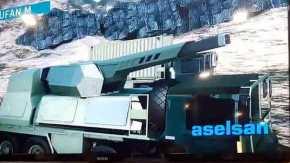 Τεχνολογικό άλμα που σοκάρει: Αντιαεροπορική άμυνα περιοχής με ηλεκτρομαγνητικά πυροβόλα σε τροχοφόρα οχήματα από τηνΤουρκία