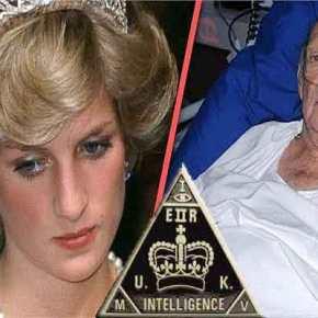 Ομολογία πράκτορα της MI5 λίγο πριν τον θάνατό του: «Εγώ σκότωσα τηΝταϊάνα»