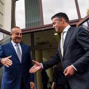 Πιόνι της Τουρκίας ο Ν.Ντιμιτρόφ: Συνάντησε τον Μ.Τσαβούσογλου, ξέχασε τη «φιλία» με την Ελλάδα και μίλησε για ένταξη των Σκοπίων στο ΝΑΤΟ χωρίς λύση τουονόματος