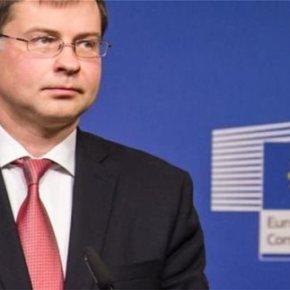 Ντομπρόφσκις: Η Ελλάδα εκπλήρωσε τιςδεσμεύσεις