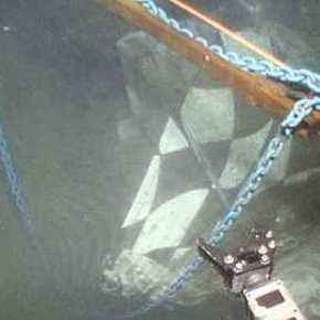 Τι ανασύρθηκε από το Mirage 2000 που βρίσκεται σε βάθος 580 μέτρων στονΕυβοϊκό