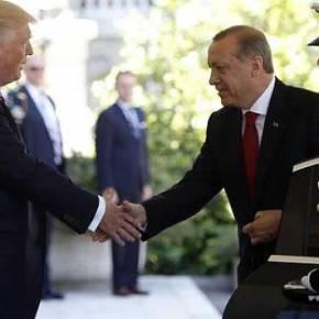 «Τεμενάδες» Ερντογάν σε Τράμπ για Κουρδικό… αλλά οι εξελίξεις είναι προδιαγεγραμμένες