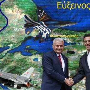 Μεγάλη γκάφα του Α.Τσίπρα – Παραδέχτηκε ότι κάνουν παραβιάσεις τα ελληνικάμαχητικά