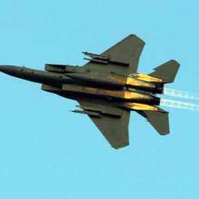 Το κατηγορούμενο για τρομοκρατία Κατάρ αγόρασε 36 F-15 από τιςΗΠΑ!