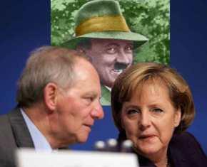 Γιατί η γερμανική κυβέρνηση γίνεται όλο και πιο μισητή κι όχι μόνο στηνΕλλάδα