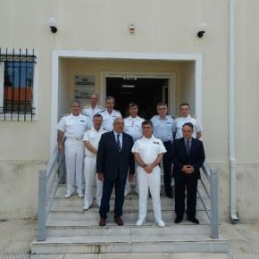 Επίσκεψη Αρχηγού ΓΕΝ στη Γενική Διεύθυνση Αμυντικών Εξοπλισμών και Επενδύσεων(ΓΔΑΕΕ)