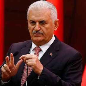 Αιφνιδιαστική επίσκεψη του Τούρκου πρωθυπουργού,Μ.Γιλντιρίμ στηνΕλλάδα