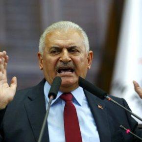 Στην Αθήνα ο πρωθυπουργός τηςΤουρκίας
