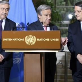 Τα κυπριακά κόμματα διαφωνούν για τη ΝέαΥόρκη