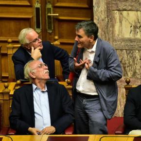 Η «αποκάλυψη» Τσακαλώτου για το χρέος και τις εκλογές -Ο Ευκλείδης Τσακαλώτος αποκάλυψε στη Βουλή ποια θα είναι η καλύτερη διατύπωση που περιμένει για το χρέος στοEurogroup.
