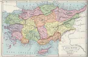 Οι ελληνικές ιστορικές ονομασίες των περιοχών της Μικράς Ασίας – Ας τα θυμόμαστε καλούκακού