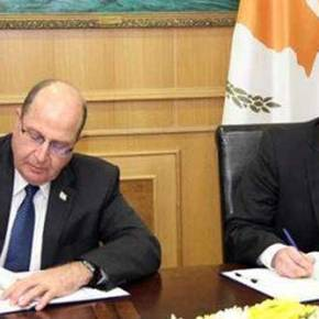 ΚΥΠΡΟΣ: Στρατιωτική συνεργασία με Ισραήλ και ενεργειακός κόμβος στηΜεσόγειο