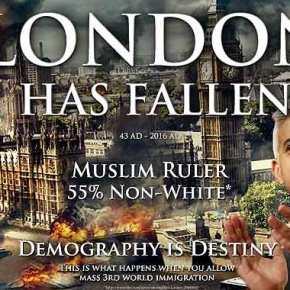 Londonistan: 423 Νέα Τζαμιά, 500 Κλειστές 'Ἐκκλησίες ! ΟΠΩΣ ΕΣΤΡΩΣΑΝ ΘΑΚΟΙΜΗΘΟΥΝ!