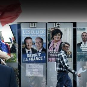 Γαλλικές εκλογές: Ρεκόρ αποχής50,5%