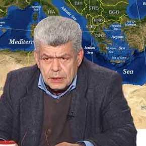Ι. Μάζης : Από την ΠΓΔΜ στη Μέση Ανατολή και τηνΚύπρο