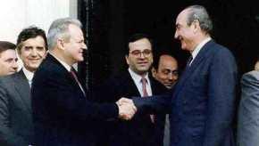 Ο Μητσοτάκης , ο Μιλόσεβιτς και η σύλληψη Λάλα από τις ΗΠΑ γιακατασκοπεία