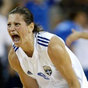 Μεγάλη πρόκριση της Εθνικής Γυναικών στους «8» του Ευρωμπάσκετ -Νίκησε 62- 58 τηΡωσία