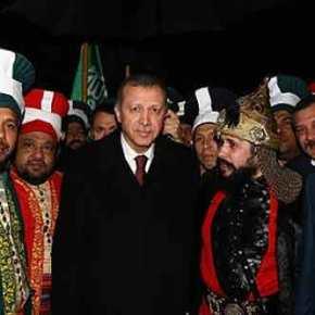 """Τι ετοιμάζει ο Ερντογάν στη Δύση και τι είναι οι """"Εστίες Οθωμανών"""" πουχρησιμοποιεί"""