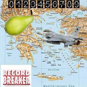 Πάει για ρεκόρ υπερπτήσεων η Τουρκία στοΑιγαίο