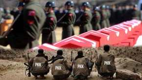 Νέα σφαγή Τούρκων στρατιωτών από Κούρδους: 14 νεκροί σε ενέδρα τουPKK