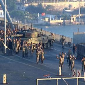 Η κατάσταση…. αγριεύει! Ποιο κράτος στοχοποίησε η Τουρκία για τοπραξικόπημα!