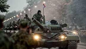 Αντίστροφη μέτρηση για τα Βαλκάνια: Ο μισός στρατός της Σερβίας αναπτύχθηκε κατά μήκος των συνόρων με τοΚοσσυφοπέδιο