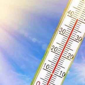Εκτακτο δελτίο ΕΜΥ προειδοποιεί για κύμα καύσωνα: Τους 43 βαθμούς θα αγγίξει τοθερμόμετρο