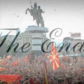 Χρυσή ευκαιρία για την Ελλάδα: Τέλος το σχέδιο «Σκόπια 2014» και στροφή στο ζήτημα τηςονομασίας