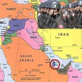 Η Τουρκία στέλνει εσπευσμένα κι άλλο στρατό της στοΚατάρ!