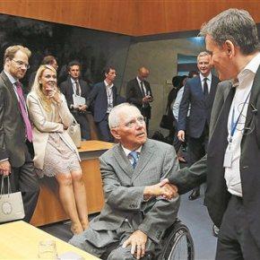 Ο κορσές και η ευκαιρία Διαψεύστηκαν οι προσδοκίες Τσίπρα για χρέος-QE, φεύγει όμως η αβεβαιότητα–