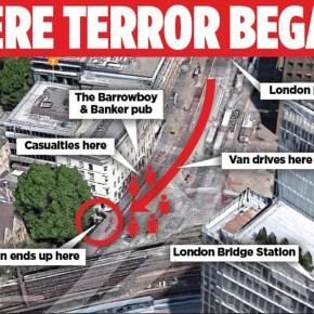 Λονδίνο: Τις πληγές της μετράει η Μεγάλη Βρετανία μετά από το διπλό τρομοκρατικόχτύπημα