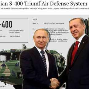Τι πραγματικά είπε ο Πούτιν στην Τουρκία για τουςS-400