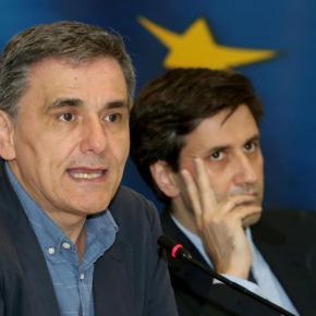 Τσακαλώτος: «Nα καταλήξουμε σε συμφωνία στο Eurogroup τουΙουνίου»