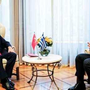 Τι είπε ο Τσίπρας στον Τούρκο πρωθυπουργό που δεν τοκαταλάβαμε