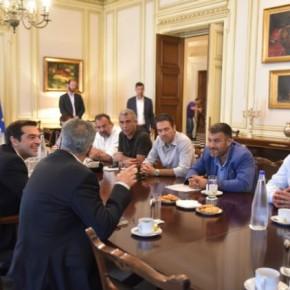 Αποφασίζει η ΠΟΕ-ΟΤΑ μετά τη συνάντηση μεΤσίπρα