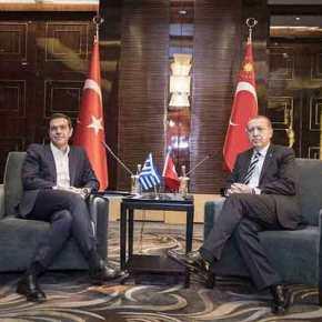 """""""Η υπόθεση των 8 Τούρκων είναι το σοβαρό μας πρόβλημα με την Ελλάδα""""! Ποιος τολέει"""