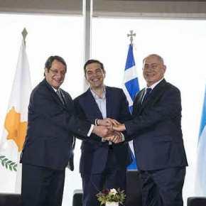 Τι είπε ο Τσίπρας για την ΑΟΖ μετά από την τριμερή Ελλάδας-Κύπρου-Ισραήλ