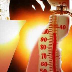 Ποιες περιοχές της Ελλάδας θα «καούν» επί 100 ώρες – Αλλά από Δευτέρα θα πέσει μέχρι και 15 βαθμούς η θερμοκρασία(φωτό)