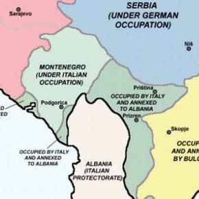 Αυτή είναι η διχοτόμηση που τρέμουν τα Σκόπια – Συνέβη το 1941 και μπορεί να συμβείξανά