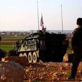Υστερία Τουρκίας με την αμερικανική βοήθεια στους Κούρδους! Σχεδόν 500 οχήματα έχουνστείλει