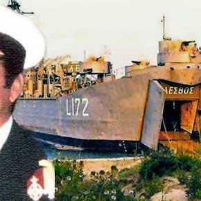 ΚΥΠΡΟΣ 1974: Ο ήρωας Ε.ΧΑΝΔΡΙΝΟΣ και πως οδήγησε τους Τούρκους να βυθίσουν δικό τουςπλοίο!