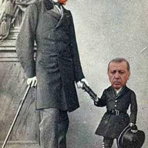 """""""Δεν θα επιτρέψω ποτέ δημιουργία κουρδικού κράτους"""" λέει ο Ερντογάν καιαπειλεί"""