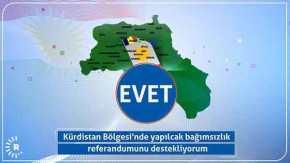 Το ιρακινό Κουρδιστάν του Μπαρζανί ετοιμάζει δημοψήφισμα σοκ για ανεξαρτησία με χάρτες που περιλαμβάνουν τουρκικάεδάφη!