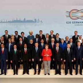 G20: Επιτεύχθει συμβιβασμός για το «ελεύθεροεμπόριο»